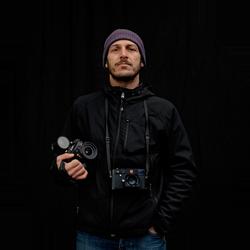 Davide Monteleone photographed by Anastasia Taylor-Lind